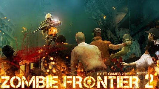 screenshot of Zombie Frontier 2:Survive version 3.3