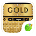 Download Gold Luxury Go Keyboard Theme 4.15 APK