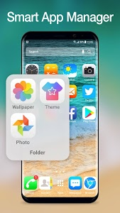 Download iLauncher OS11-PhoneX style release_2.1.4 APK