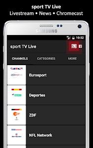 Download sport TV Live - Television 2.2.3 APK