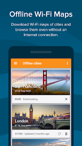 Download Free WiFi map 3.2.170440 APK